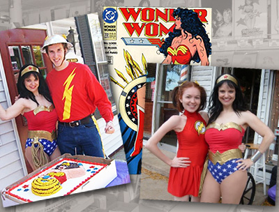 Wonder Woman Day IV (New Jersey)