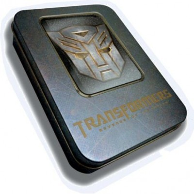 Transformers 2: Revenge Of The Fallen Movie On 4GB USB Stick
