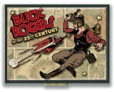 Buck Rogers Rocket Man Cigarette Case