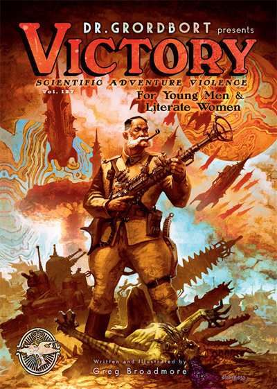 Dr. Grordbort Presents: Victory cover