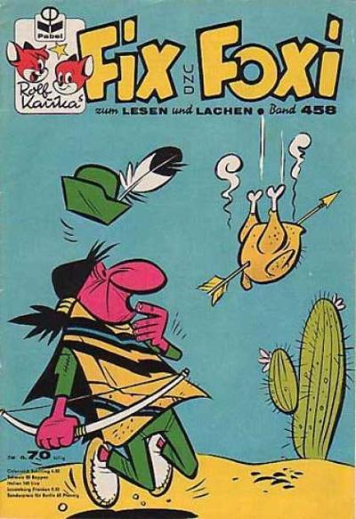 Fix und Foxi #458