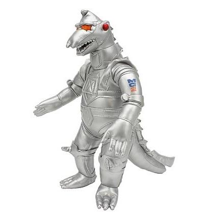 Godzilla MechaGodzilla Plush