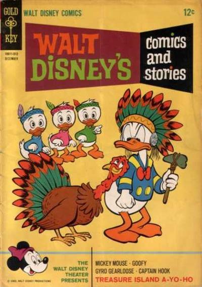 Walt Disney's Comics #303
