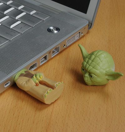Star Wars 4GB Flash Drives