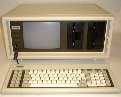 The Compaq Portable from 1982