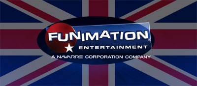 Funimation in the UK