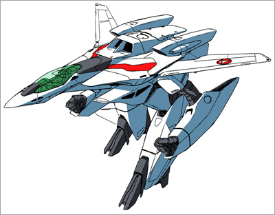 The Macross Gerwalk