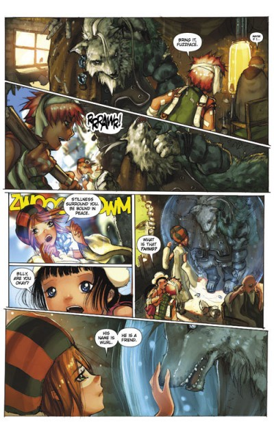 Sky Pirates of Neo Terra #2 Page 2