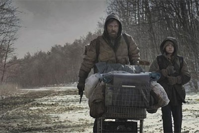 The Road: A still from the film