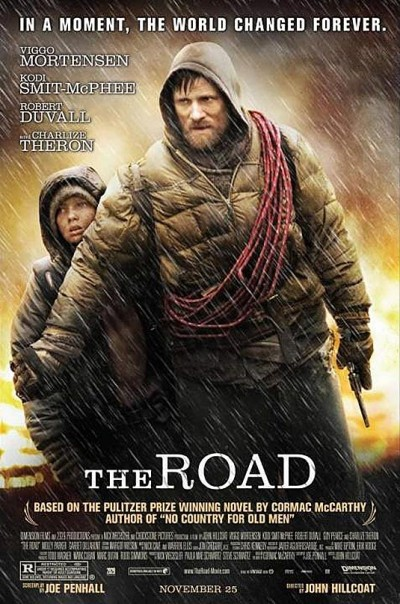 The Road: Final film poster