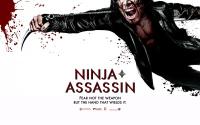 Ninja Assassin Wallpaper