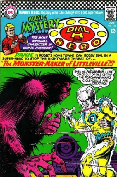 Dial H for hero: issue #162 illustrated by Jim Mooney