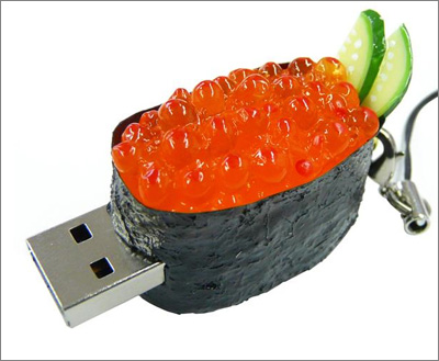Solid Alliance's SushiDisk USB