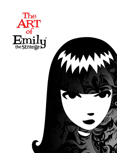 Art of Emily the Strange - Cover
