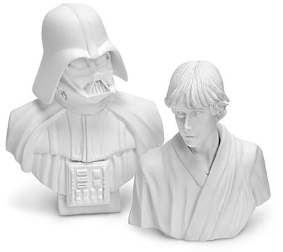 Star Wars Japanese Mini Busts