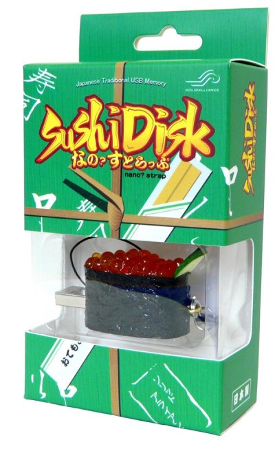 Solid Alliance's SushiDisk USB