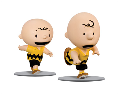 Peanuts Then and Now Figure Sets