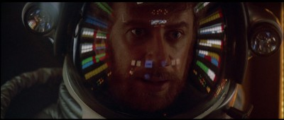 The film 2010 ripping off Kubrick