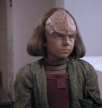 Who knew that Klingon children were so annoying?