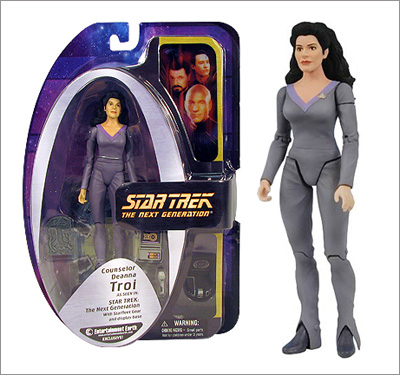 Star Trek Deanna Troi Action Figure