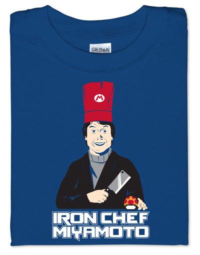 Iron Chef Miyamoto