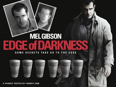 The Edge of Darkness: Parody Poster