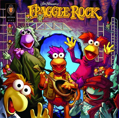 Fraggle Rock: The Comic Book