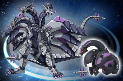 Bakugan Battle Brawlers: The toys count!