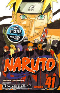 A cover from Naruto