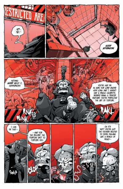 Kill Audio #5 page 4