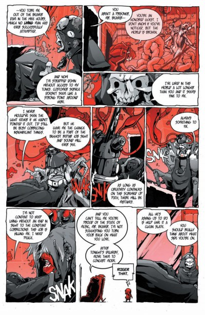 Kill Audio #5 page 5