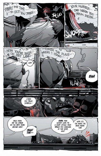 Kill Audio #5 page 7