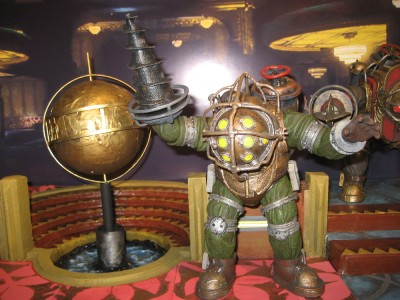 BioShock action figures from NECA