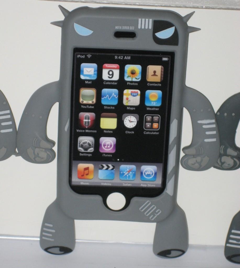 Robotectors by Nugo Designs - Antonio de Jesus Designer