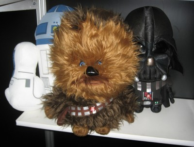 Star Wars plush toys by underground-toys.com