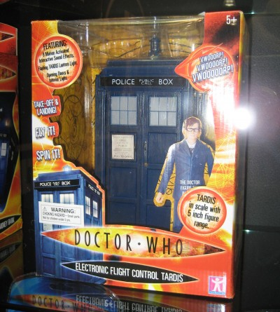 Dr. Who toy by underground-toys.com