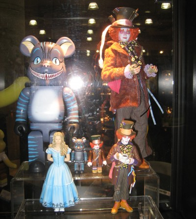 Alice in Wonderland: Diamond at Toy Fair 2010