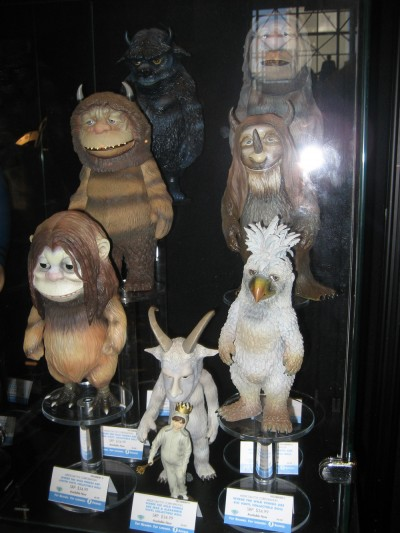 Where the Wild Things Are: Diamond at Toy Fair 2010