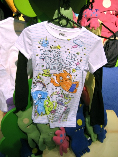 Ugly Dolls at Toy Fair 2010