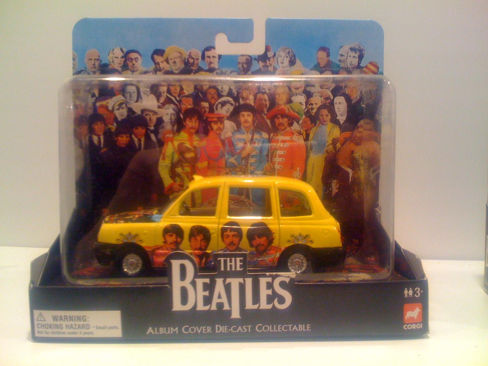 Beatlemobiles: Toy Fair 2010 » Fanboy.com