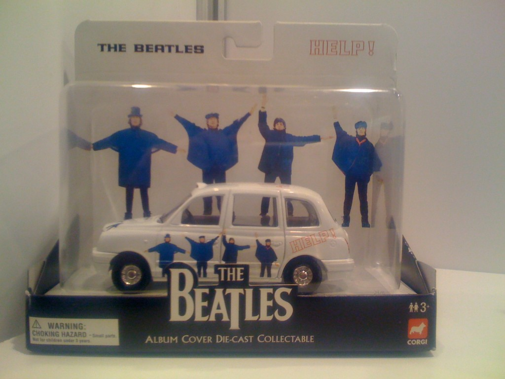 Beatles Collectables from Factory Entertainment