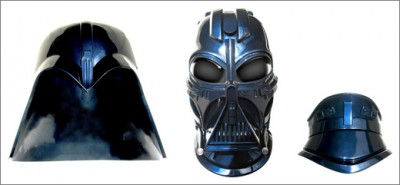 Ralph McQuarrie Darth Vader Concept Helmet