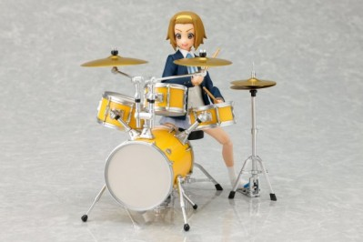 Ritsu Tainaka figurine from K-on!
