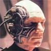 Picard as a Borg