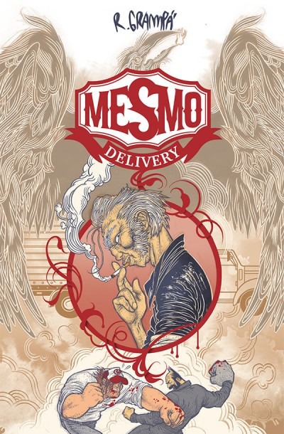 Mesmo Delivery — Cover