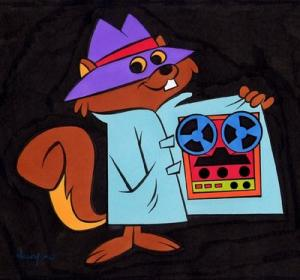 Secret Squirrel