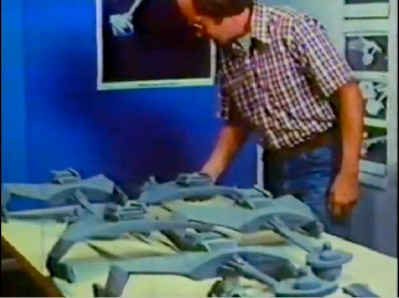 The Making of Star Trek the Motion Picture: klingon models