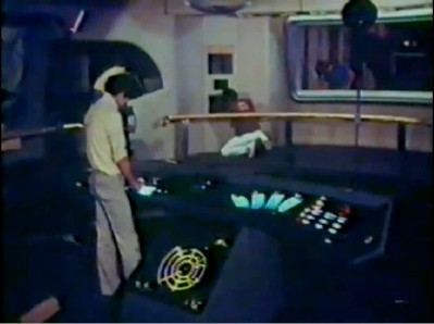 The Making of Star Trek the Motion Picture: on the bridge of the enterprise