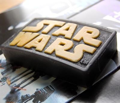 Star Wars Logo Soap