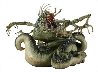 Nightmares of H.P. Lovecraft Dagon Statue